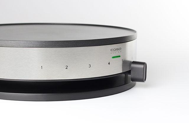 Crepiera Caso Design 33 cm di diametro