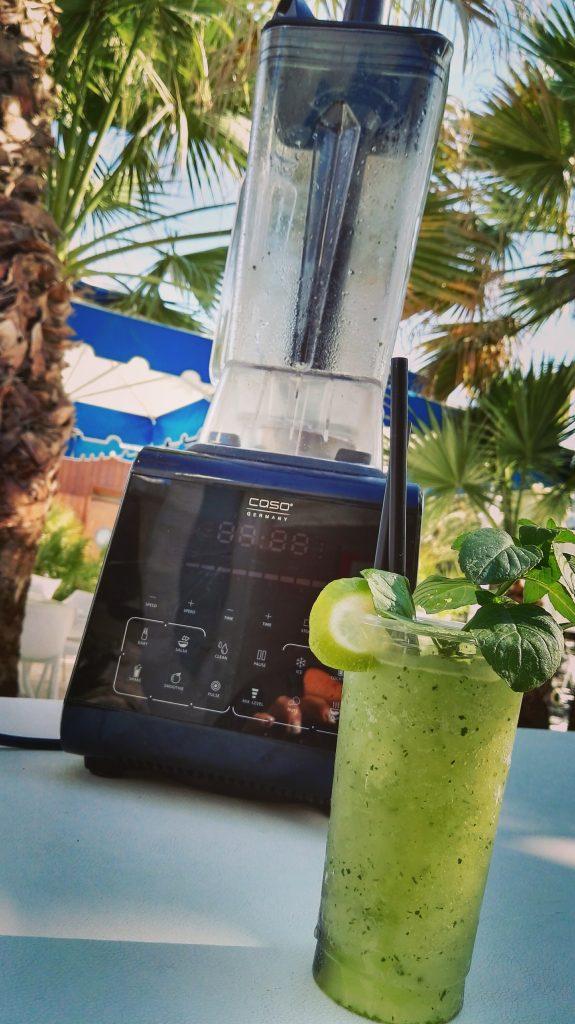 Ottimismo e mojito, Blender B3000 Touch Caso Design