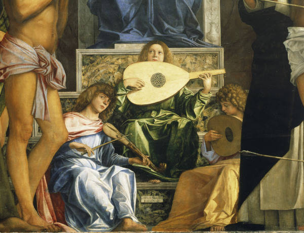 Giovanni Bellini, Sacra Conversazione